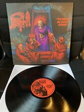 Death Scream Bloody Gore LP vinyl Morbid Angel Sepultura Slayer  Marilyn Manson
