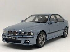 1:18 Otto BMW E39 M5 Hellblau OVP OT554 / with box