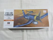 Hasegawa 1:72 F4U-1D Corsair Model Kit SEALED A10 00140