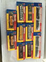 Ho Scale Train Lot And Cars