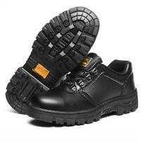 Bottes de Sécurité Travail Semelle Chaussures Résistant à Eau