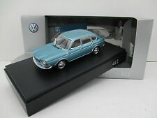 Volkswagen 411  1968  in türkis metallic  Minichamps  1:43  OVP  NEU