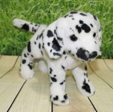 "Douglas Evie DALMATIAN 12"" Plush Stuffed Dog White Black Spotted Pup Puppy NEW"