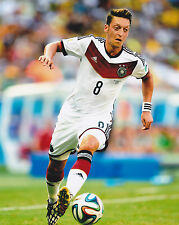 MESUT OZIL  GERMANY  WORLD CUP  ACTION 8x10