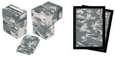 Ultra Pro Arctic Camo Deck Box & Sleeves 100ct.