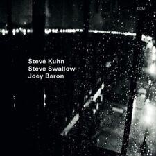 STEVE KUHN/STEVE SWALLOW/JOEY BARON - WISTERIA  CD 11 TRACKS MODERN JAZZ  NEU