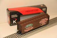 K-Line, K-642-5208, Heinz Pickles Wood Sided Reefer #363,  C-9, New in Box   /t