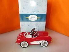Hallmark Kiddie Car Classics 1958 Custom Corvette Le Diecast in Box