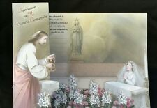 Invitaciones de Primera Comunion(Spanish First Communion Invitations),Favors