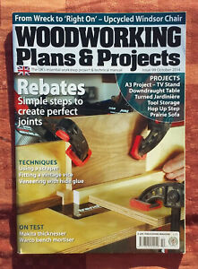 Woodworking Plans & Projects Mag Issue 99 Oct 2014 Guild of Master Craftsmen