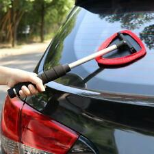 Car Auto Wiper Cleaner Microfiber Windshield Telescoping Glass Window Tool Brush