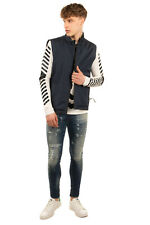 Quilted Gilet Size XL Padded Zipped Pockets Full Zip Stand-Up Collar