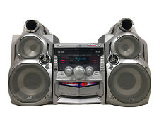 Jvc Mx-Gt88 | 460 Watt, 3-Cd GigaTube Compact Shelf System #8324