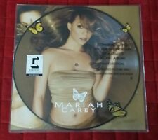 Mariah Carey - Butterfly Picture Disc LP, limited edition; 20th anniversary.