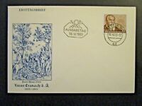 Germany DDR SC# 176 on 1953 FDC / Unaddressed / Cacheted - Z4523