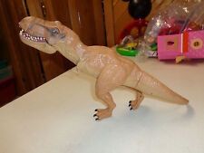 Jurassic Park World Movie Large Big T Rex Dinosaur Action Figure Biting Action