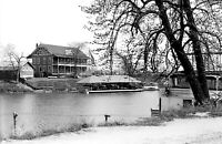"""1907 Canoe Club, Indianapolis, IN Vintage Photograph 11"""" x 17"""" Reprint"""