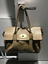 Beautiful Genuine Mulberry Bayswater Tote Bag In Real Leather