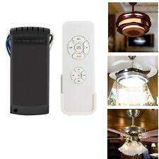 KIT TELECOMANDO PER VENTILATORI DA SOFFITTO LAMPADINA Timer Wireless Remote 220V