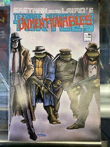 Eastman and Lairds Teenage Mutant Ninja Turtle, #14 1988 Mirage Excellent Shape