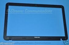 "TOSHIBA Satellite C855 C855D-S5303 15.6"" Laptop LCD Front BEZEL Cover"