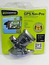 Bracketron Universal GPS Nav-Pro Mobile Window Mount for TomTom Magellan Garmin