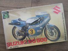 Protar 168 - Suzuki RG 500 Wil Hartog - 1/9 Scale Model Kit - Very Rare