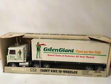 Nylint Cadet.Green Giant Corn Truck GMC 18-Wheeler Pressed Steel
