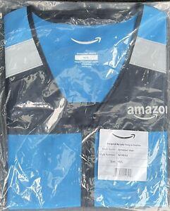 BRAND NEW Amazon DSP Flex Delivery Driver Safety Vest - Reflective Size M/L