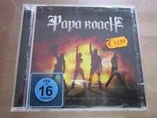 PAPA ROACH - TIME FOR ANNIHILATION - CD + DVD     (B)