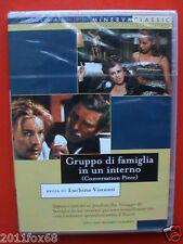 dvd film gruppo di famiglia in un interno conversation piece luchino visconti gq