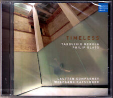 TIMELESS Tarquinio MERULA Philip GLASS Windcatcher Facades Sayophone Melody CD