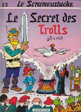 GOS. Le Scrameustache n°13. Le Secret des Trolls. 1984