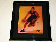 Anfernee Penny Hardaway Limited Edition Autographed Photo
