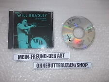 CD JAZZ will Bradley-Five o 'clock Whistle (14) canzone Aero Space Rec