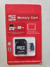 MicroSD Memory Card SDHC Plus 256gb Class 3/10 Huawei Card