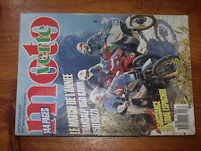 $$a Revue Moto verte N°157 Trial espagnol  Transalp 650 Kawa  650 Guzzi