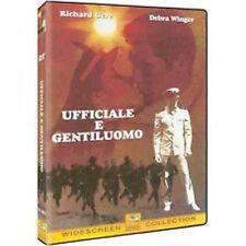 Dvd UFFICIALE E GENTILUOMO *** Richard Gere, Lisa Blount ***....NUOVO