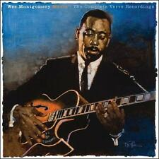 1 CENT CD Movin': Complete Verve - WES MONTGOMERY brand new sealed 5 CD set 2011