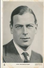 POSTCARD    ROYALTY     The  Duke  of  Kent                Tuck