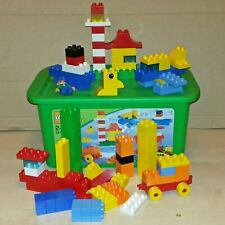 LEGO DUPLO SET 5572 - BUILD AND PLAY - RARE, COMPLETE, BOXED