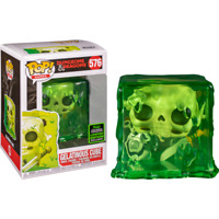Funko POP!: Dungeons & Dragons Gelatinous Cube 2020 Spring Convention LE EXC NEW
