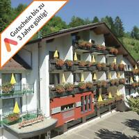 Kurzreise Schwarzwald 4 Sterne Flair Hotel 3 Tage für 2 Personen Wellness mit HP