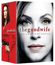 The Good Wife:The Complete Series (DVD,2017,42-Disc Set) Seasons 1-7