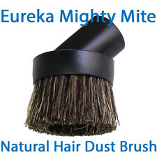 "Eureka Mighty Mite Vacuum Dust Brush  (1.25"" Fitting) *Natural & Nylon Bristles"