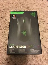 Razer DeathAdder Elite RZ01-02010100 Chroma Enabled RGB Ergonomic Gaming Mouse