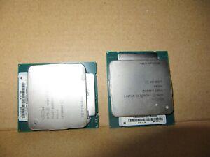 2 x   INTEL Xeon E5-2620V3 6 Core 2.4GHz LGA 2011-3 Processor SR207