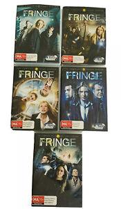 Fringe : Season 1-5 (DVD, 2014, 29-Disc Set)
