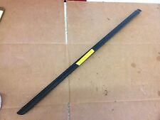 2005 ford escape outer window sill trim / felt sweep ( pass. front ) 2001-2005