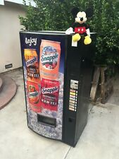 COLD DRINK SODA VENDING MACHINE-VENDO-COKE PEPSI
